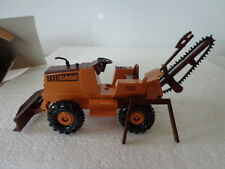 Case 760 TRENCHER 1:35 SCALE MODEL BROKEN ROLLBAR CONRAD #2966 WEST GERMANY