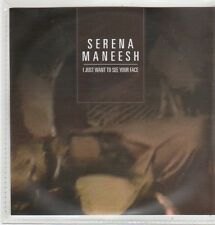 (FL18) Serena Maneesh, I Just Want To See Your Face - 2010 DJ CD