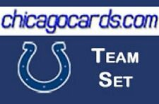 Indianapolis Colts 2012 Topps Finest Football 6-card Team Set Andrew Luck RC
