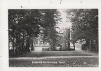 Entrance To Cuckfield Park Sussex RP Postcard 049b