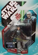 STAR WARS TAC 30TH ANNIVERSARY SERIES #13 RAHM KOTA FORCE UNLEASHED GAME FIGURE