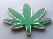 Pot Committed Leaf Shape Heavy Poker Card Guard Hand Protector Lucky Charm NEW