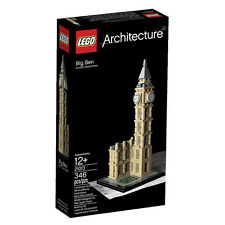 LEGO Architecture 21013 Big Ben | SCARCE TOYS