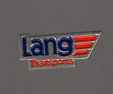 Pin's Transports Lang (55 Void Vacon)