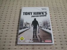 Tony Hawk´s Proving Ground für Nintendo Wii und Wii U *OVP*