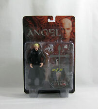 "NEW 2004 Buffy Vampire Slayer ✧ SPIKE ✧ Just Rewards Vintage 6"" Angel Figure MOC"
