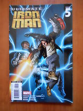 ULTIMATE IRON MAN #5 2005 Marvel Comics  [SA43]