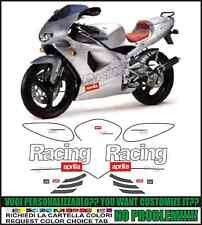 kit adesivi stickers compatibili  rs 125 1997 racing