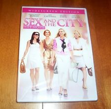 SEX AND THE CITY The Movie Sarah Jessica Parker Kim Cattrall DVD NEW & SEALED