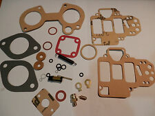 WEBER 40/45/48 DCOE CARBURETTOR SERVICE KIT-WITH ADDED SCREWS