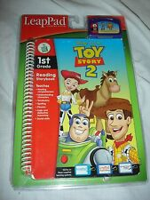 LeapPad LEAP FROG Toy Story 2 ~Game/Book and Cartridge Set~First 1st Grade~NEW