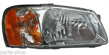 New Replacement Headlight Assembly RH / FOR 2000-02 HYUNDAI ACCENT