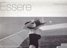 Nautica, yacht - ESSERE. Preliminary version - FERRETTI COLLECTION 2006