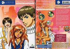 Peach Girl Box Set Viridian Collection New Anime DVD Box Set