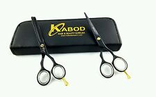 "Professional Hair Cutting  Japanese Scissors Barber Stylist Salon Shears 5.5""set"