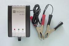 Batterieladegrät Ladegerät 2V 6V 12V 12Volt 800mA 0,8A für AGM/Gel/Säurebatt.
