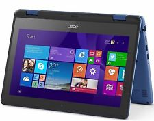 "Acer Aspire 11.6"" Touchscreen 2-in-1 Laptop Intel 2.16GHz 32GB WebCam WiFi HDMI"