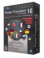 Power Traduttore 16 LEC CD/DVD con DriverGenius 12 CD Professionale