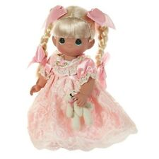 Precious Moments 12 Inch Doll, Sugar, Blonde Hair, New with PM Box, 6632