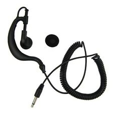 New 1 pin 3.5mm Only Earpiece Headset for two way radio HoT SALE+TRACK