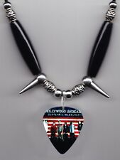 Hollywood Undead Desperate Measures Guitar Pick Necklace