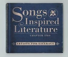 Artists For Literacy 2003 CD Chapter 2 Bowie Springsteen Tom Waits Steve Earle