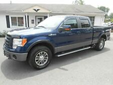 Ford : F-150 FX4 SuperCre