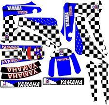 2000-2007 Yamaha TTR125 TTR Graphics Decals Shrouds Rear fender Sticker