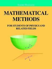 Mathematical Methods: for Students of Physics and Related Fields (Undergraduate