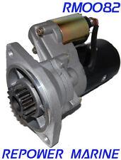 Starter Motor for Yanmar Marine Engines 129573-77010, 171008-77010, S114-257G