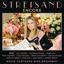 BARBRA STREISAND Encore CD 2016 * NEW