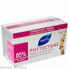 Phyto PHYTOCYANE Trattamento Anti Caduta per Capelli Donna Thinning Hair - Women