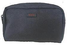 NEW TUMI Black Medium Accessory Pouch