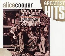 """Alice Cooper """"Greatest Hits"""" w/ I'm Eighteen, School's Out, Elected & more"""