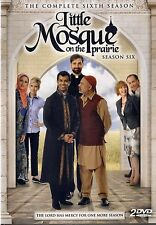 Little Mosque on the Prairie: Season 6 (BRAND NEW 2 DVD SET) 253 minutes