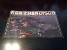 San Francisco Aerial Of SBC Aling Tge Bay Postcard