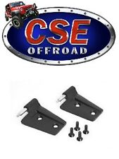 Jeep JK Wrangler  Cast Steel Door Hinge Pair Left 07-16 11202.23 Rugged Ridge
