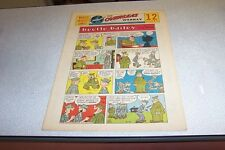 COMICS THE OVERSEAS WEEKLY 23 OCTOBER 1960 BEETLE BAILEY THE KATZENJAMMER KIDS
