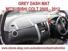 DASH MAT, GREY  DASHMAT, DASHBOARD COVER FIT MITSUBISHI COLT 2005 - 2012, GREY