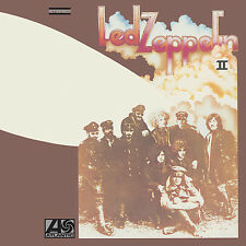 Led Zeppelin - Led Zeppelin II (Remastered) - 180gram Vinyl LP *NEW & SEALED*