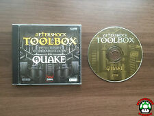 Aftershock Toolbox for Quake - (Boxed and complete) - PC CD-ROM