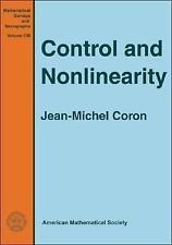 Control and Nonlinearity (Mathematical Surveys and Monographs)