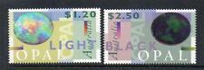 Australie neuf sans charnière 1995 SG1518-1519 opales lot de 2