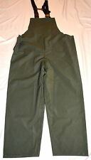 C.E. Schmidt Olive Green PVC Overalls Size XL Extra Large New w/Tags