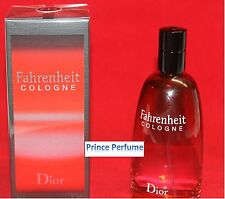 DIOR FAHRENHEIT COLOGNE EDT VAPO SPRAY - 125 ml