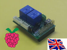 Rs-Pi uln2803 2 relay - Step Motor Board for Raspberry Pi