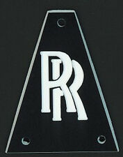 GUITAR TRUSS ROD COVER - Custom Engraved - Fits JACKSON - Randy Rhoads RR BLACK