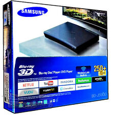 Samsung BD-J5900 Curved 3D Blu-ray Player with Wi-Fi New Samsung Blu-ray player