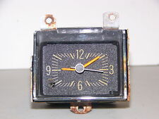 1977 CHRYSLER CLOCK NEWPORT NEW YORKER TOWN & COUNTRY OEM #3593421