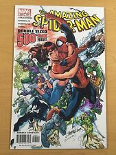 MARVEL Comics The AMAZING SPIDER-MAN #500 J. Scott CAMPBELL Cover SHIPS FREE VF+